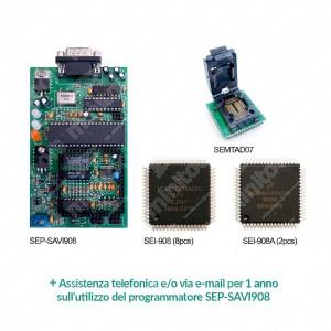 Kit per la programmazione di MCU 908