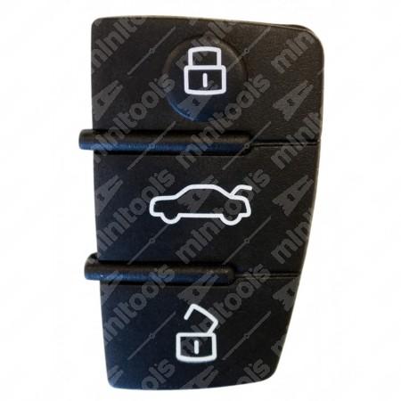 0 Gommino adattabile chiavi auto - 25,3x39,9mm - (2? vers.)