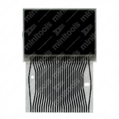 Mercedes W202 / W210 / W208 / R170 central display