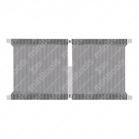 Carbon ribbon cable for repairing Mercedes Atego display dashboards