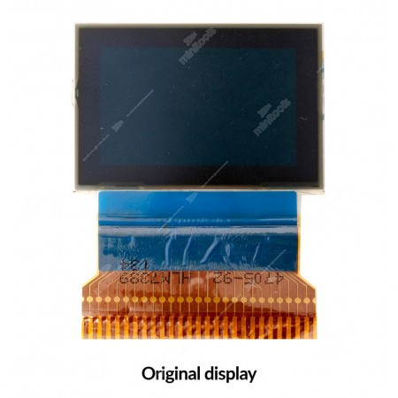Display for VW, Ford, Seat, Audi instrument cluster