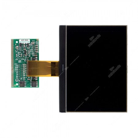 LCD display for repairing VDO and Jaeger/Magneti Marelli dashboards of Audi, Volkswagen, Ford, Seat and Skoda