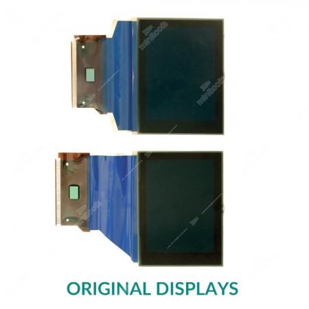 Jaeger/Magneti Marelli and VDO dashboard original display