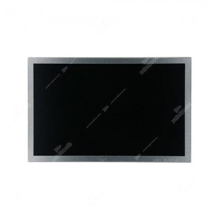 Replacement display for Citroën, DS, Fiat and Peugeot touchscreen navigation system module repair, front side