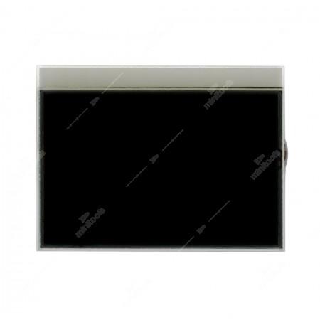Display for Citroën C3 Picasso; Peugeot 3008, 308, 408, 5008, RCZ dual zone climate control module LCD pixel repair