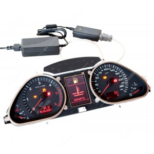 CAN generator for Audi A6 / S6 / Q7 dashboards
