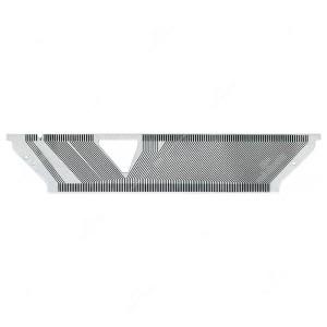 0 Flat a 112/109 pin, Misure 149,5x28,5mm