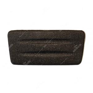 0 Gommino adattabile chiavi auto - 18,4x8,6mm - Colore nero
