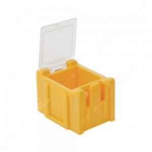 0 Plastic box ABS 33x22x21mm - 5 gr.