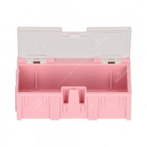 0 Plastic box ABS 64x31x21mm - 13 gr.