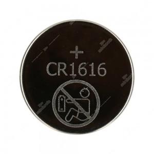 Batteria / pila a bottone al litio CR1616 3V