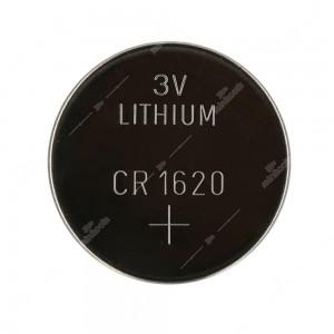Batteria / pila a bottone al litio CR1620 3V