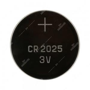 Batteria / pila a bottone al litio CR2025 3V