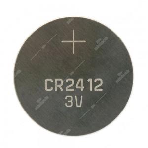 Batteria / pila a bottone al litio CR2412 3V