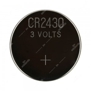 Batteria / pila a bottone al litio CR2430 3V