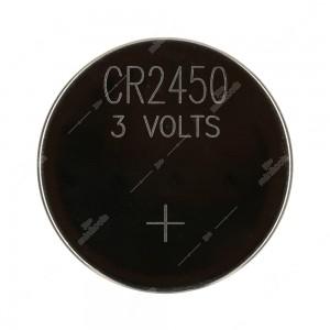 Batteria / pila a bottone al litio CR2450 3V