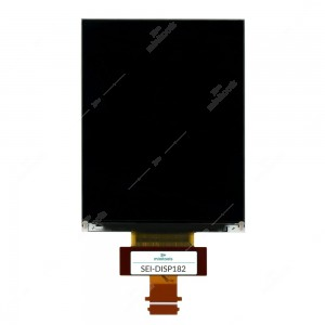 TFT LCD display for Fiat Tipo / Egea and Dodge Neon dashboards