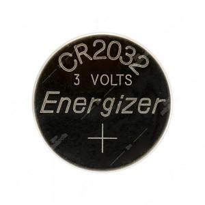 0 Batteria a bottone, al litio Energizer CR2032 3V Diam. 20x3,2mm 240mAh