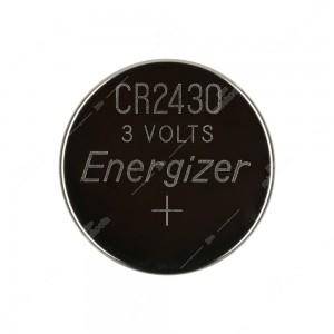 0 Batteria a bottone, al litio Energizer CR2430 3V Diam. 24x3mm 290mAh