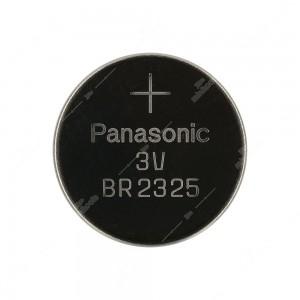 0 Batteria a bottone, al litio Panasonic BR2325 3V - 23x2,5mm 165mAh 0,2mA