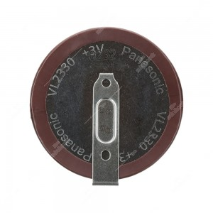 Li VL2330 Panasonic rechargeable battery