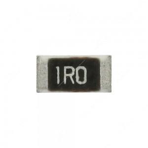 1206 Resistor 1R 1%. 25 pcs per pack.
