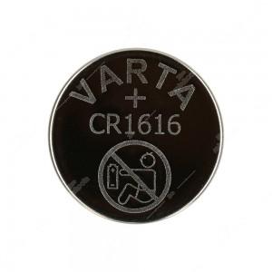 0 Batteria a bottone, al litio Varta CR1616 3V Diam. 16x1,6mm 55mAh
