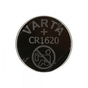 0 Batteria a bottone, al litio Varta CR1620 3V Diam. 16x2mm 70mAh