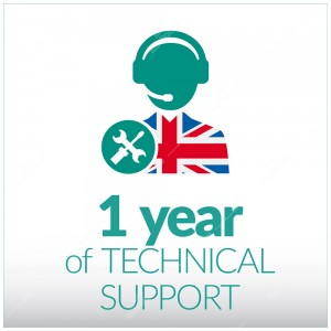 One year technical support by e-mail starting from the purchase of the programmer SEP-EECLIP