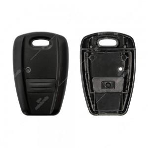 0 Cover adattabile chiavi auto - 33,2x49,8mm - Colore nero