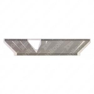 0 Flat a 120 pin, Misure: 146x28,5mm