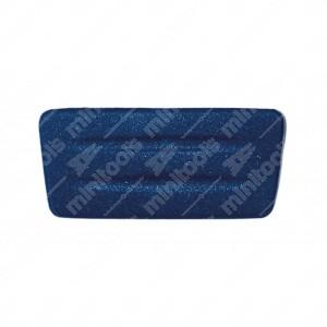 0 Gommino adattabile chiavi auto - 18,4x8,6mm - Colore blu