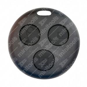 0 Cover adattabile chiavi auto (completo di tasti) - diam. 49mm