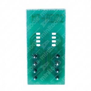 0 Basetta adattatore da SOIC-8 a DIP-8