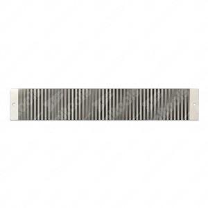 0 Flat a 126 pin, Misure: 138x23mm