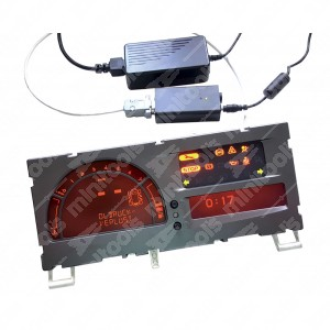 CAN generator for Renault Modus dashboards