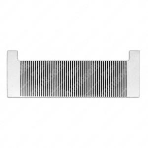 0 Flat a 52 pin, Misure: 64x23mm