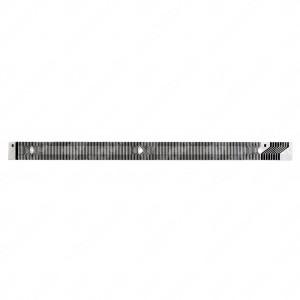 0 Flat a 173 pin, Misure: 173,5x11,5mm