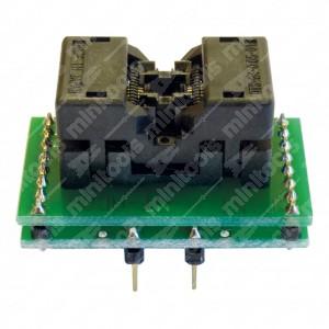 0 Zoccolo adattatore da TSSOP8 3x4,4mm a DIP