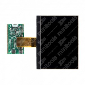LCD display for Audi, Ford, Seat, Skoda and Volkswagen dashboards