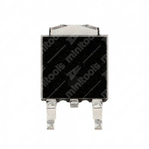 Semiconduttore MOSFET Toshiba 2SK2231 TO252