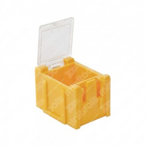 0 Plastic box ABS 33x22x21mm - 5 gr.