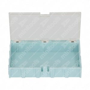 0 Plastic box ABS 107x64x21mm - 35 gr.