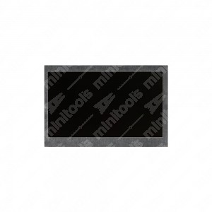 Colour LCD display for car radio of Ford B- Max, C-Max, Ecosport, Fiesta, Focus, Grand C-Max, Kuga, Ranger, Tourneo and Transit