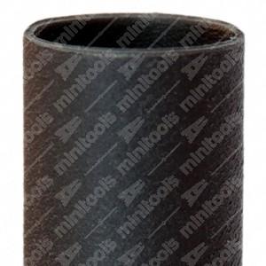 Guaina termorestringente 40 mm - Colore Nero