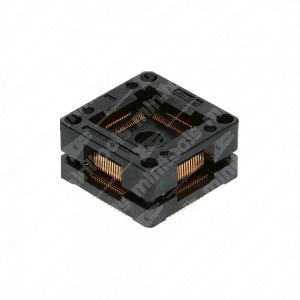 80 pin QFP80 socket, pin pitch 0,65mm
