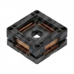 Zoccolo TQFP112, 112 pin, passo tra pin 0,65mm