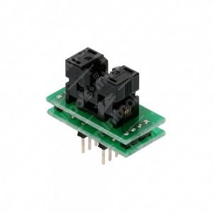 0 Zoccolo adattatore da MSOP8 3x3mm a DIP
