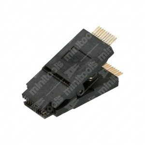 0 Test clip 20 pin SOIC (apertura 5mm)
