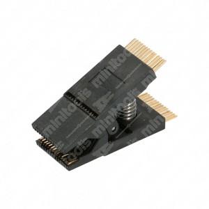 0 Test clip 28 pin SOIC (apertura 10mm)